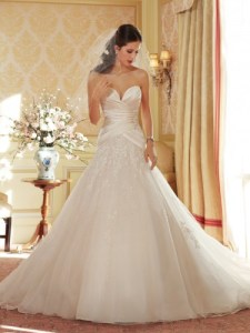 Perfect Style Of Bridal Dresses In Europe In Fall/Winter 2016-17