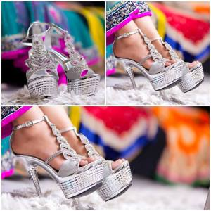 The Latest Trends in High Heel Sandals