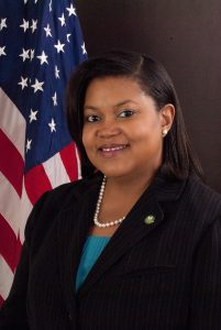 Commissioner Colette D. Honorable / Inaugural First Lady's Woman in Public Service / Women's Foundation of Arkansas