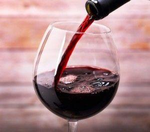 Диета на красном вине
