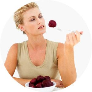Кефирно-свекольная диета