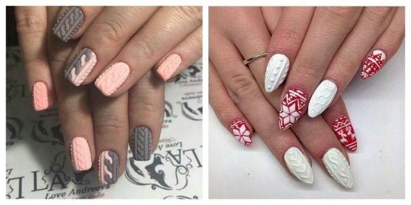 Рисунки на ногтях гель-лаком: свежие фото и инструкции для ...