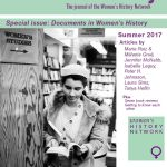 Women's History, Issue 8, Summer 2017, download