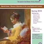 Women's History, Issue 10, Spring 2018, print copy