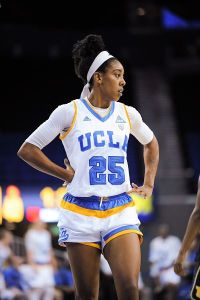 Monique Billings is averaging 18 points and 10.9 rebounds per game this season, with 11 double-doubles so far. Photo by Zyaire Porter/ TG SportsTV1.
