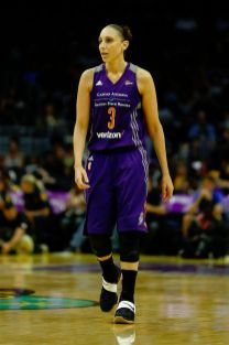 Diana Taurasi now has the most career points in WNBA history, with 7,494. Photo by Maria Noble/WomensHoopsWorld.