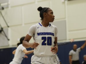 Charisma Osborne is ranked 22nd in the 2019 class. Photo by Maria Noble, WomensHoopsWorld.