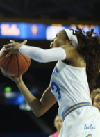 Jordin Canada's passion is always apparent during play. Photo by Maria Noble/WomensHoopsWorld.