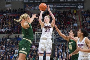 Katie Lou Samuelson. Photo by Stephen Slade.