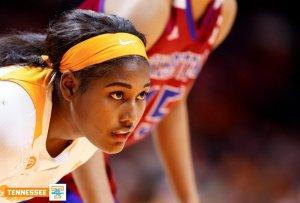 Kamera Harris. Photo courtesy of Tennessee Athletics.