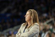 UCLA coach Cori Close. Maria Noble/WomensHoopsWorld.