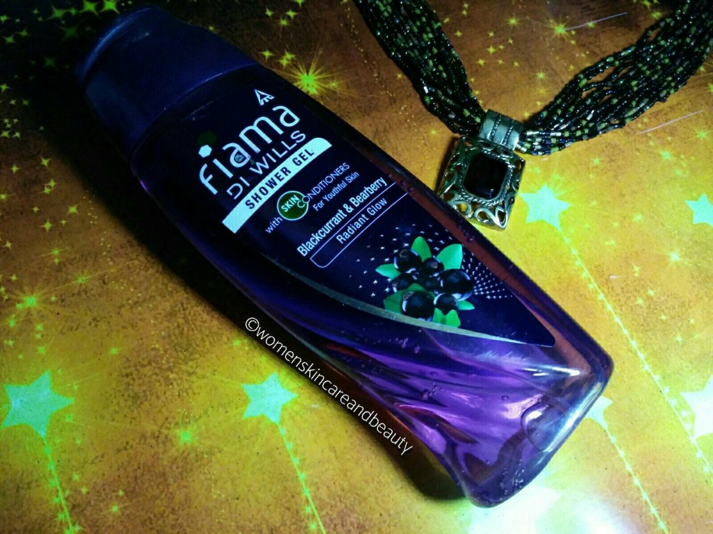 Fiama Di Wills Blackcurrant And Bearberry Shower Gel