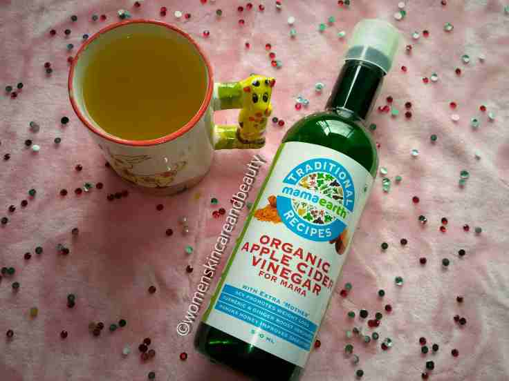 Mamaearth Apple Cider Vinegar For Weight Loss