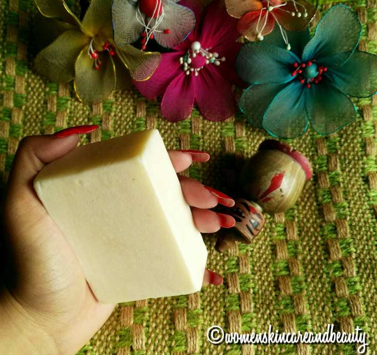 Greenberry Organics Shea Butter And Coconut Oil Soap