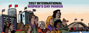 IWD March and Rally @ Archibald Fountain | Sydney | New South Wales | Australia