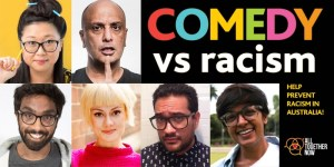 Comedy vs Racism 2017 @ Lower Town Hall - Sydney Town Hall | Sydney | New South Wales | Australia
