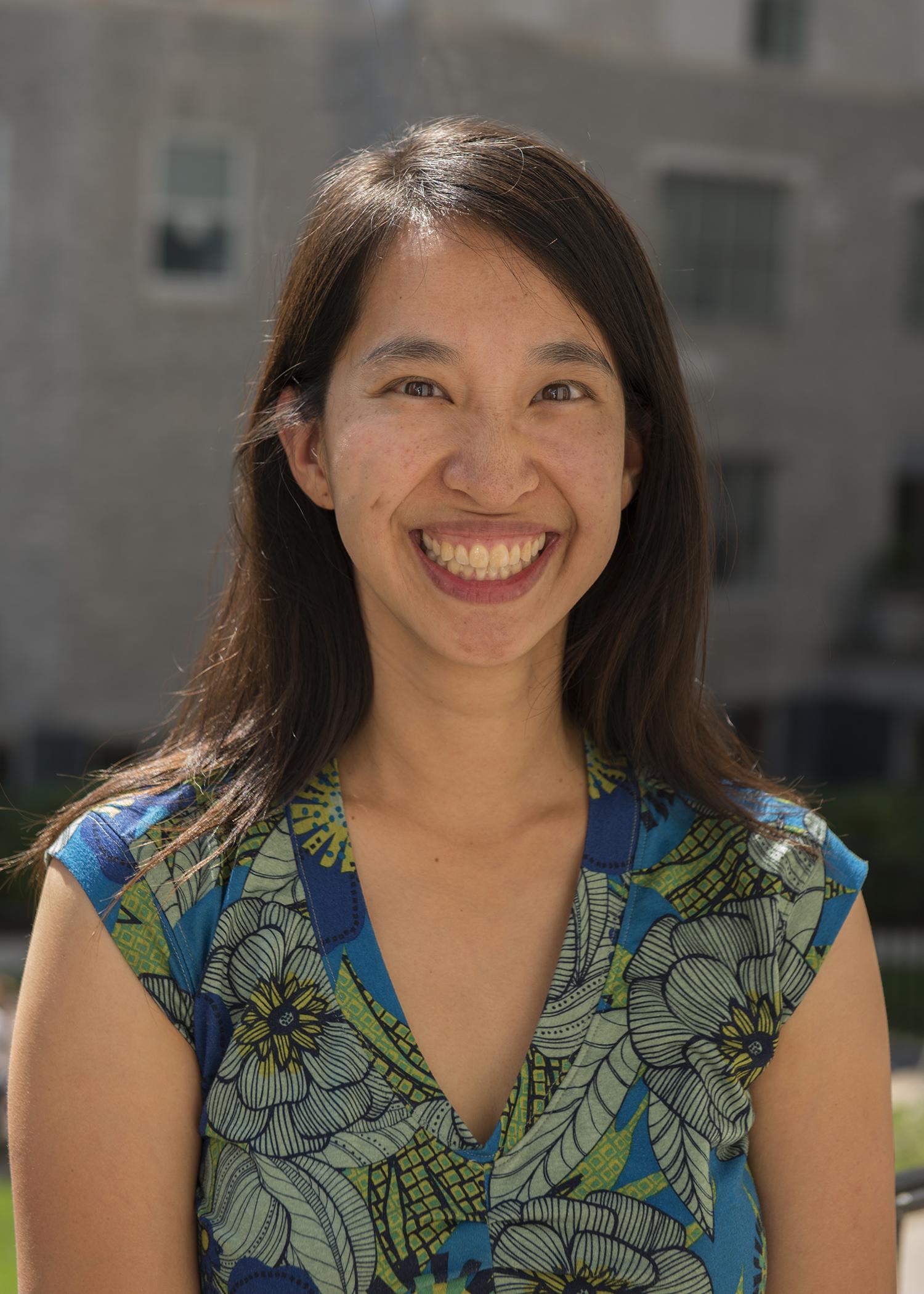 Betty Wang, MD - MGH Center for Women's Mental Health