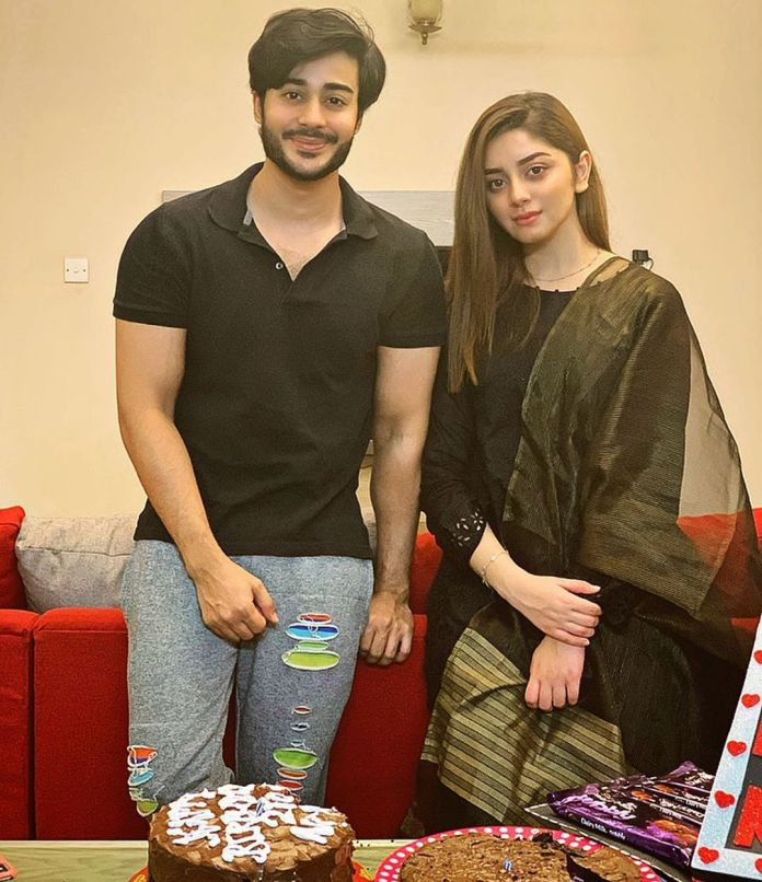 alizeh shah and noman sami