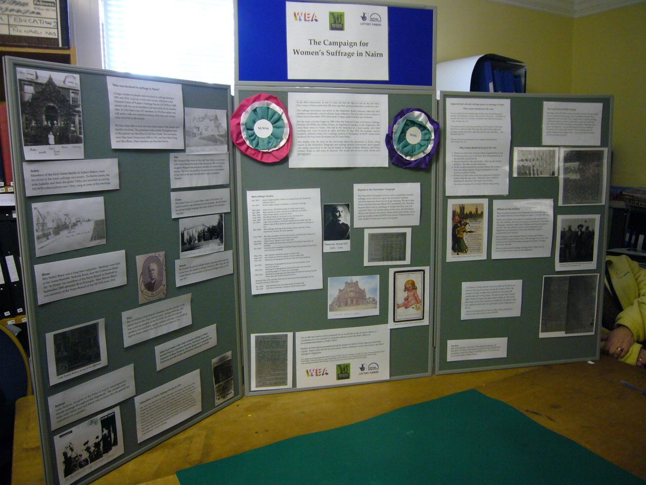 Nairn display