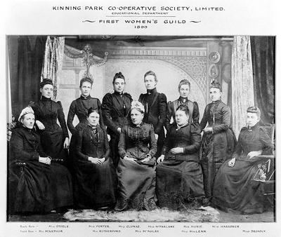The first women's guild