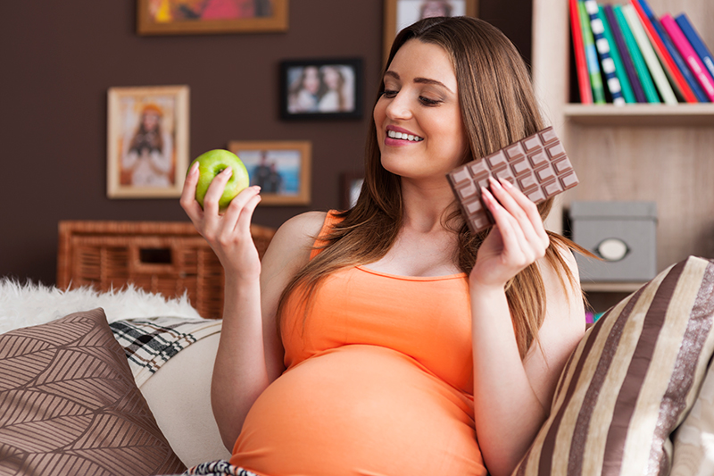 Healthy Pregnancy Cravings