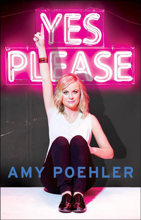 yes please amy poehler book cover