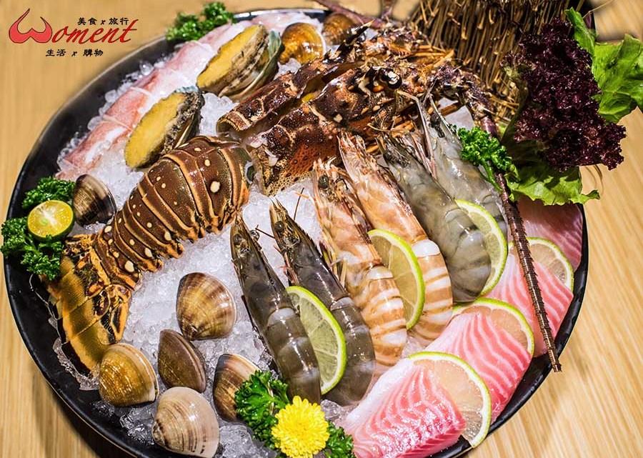 板橋火鍋「鬼椒一番鍋」主打雙人龍蝦海陸套餐,超澎湃海鮮盤搭配和牛,不到$2000元!