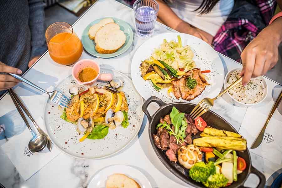 台北>大安區> F&F 仁愛•輕概念食飲,返樸歸真的美食,砸重本的烹調設備,只為留住食材最原味