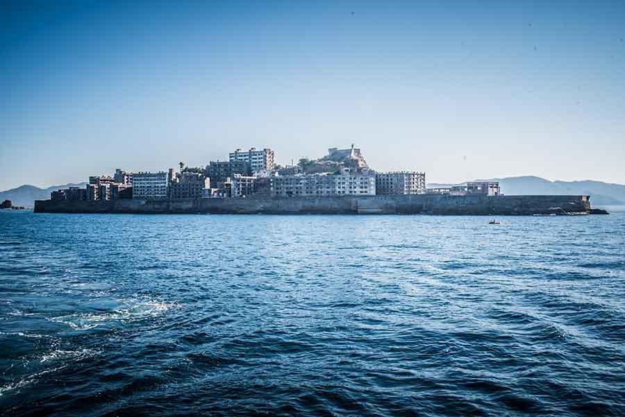 【九州自駕】景點。軍艦島 はしま(內有預約軍艦島資料),一整個島的廢墟,也曾是許多人酸、甜、苦、辣的回憶