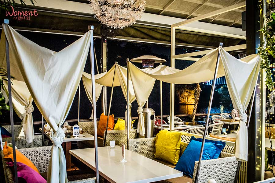 新北美食推薦7間景觀餐廳!擁有戶外座位區吃飯安心,半開放式用餐空間「浪漫夜景、城市街景、河畔美景」盡收眼底!