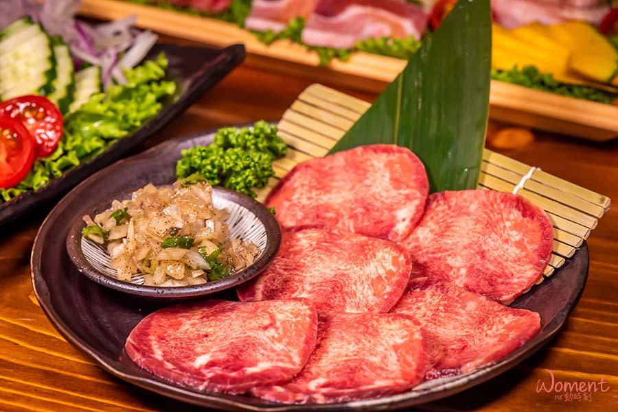 西門燒烤-喜多肉-牛舌