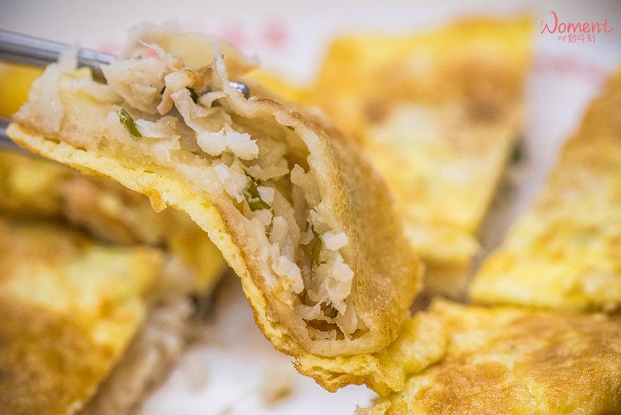 世界豆漿大王-蘿蔔絲蛋餅