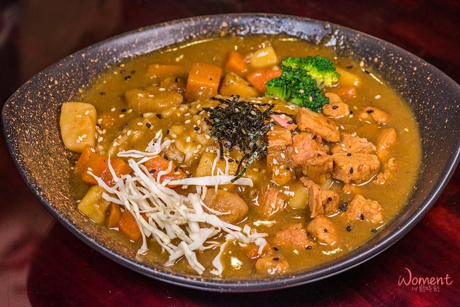 吳師傅小廚房-咖哩飯