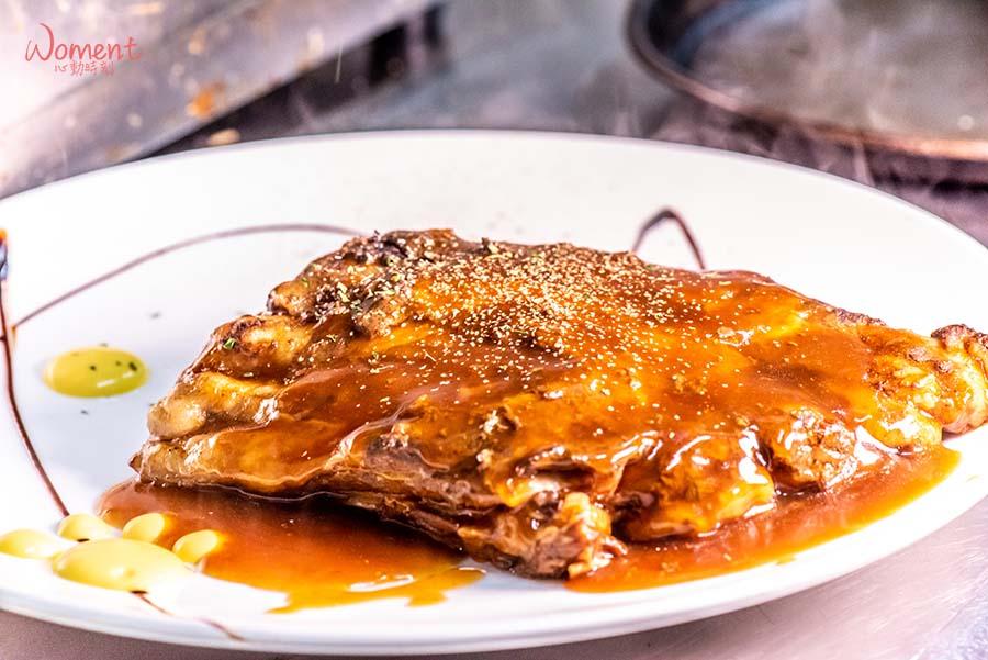 淡水輕軌美食-義米蘭-羊肋排