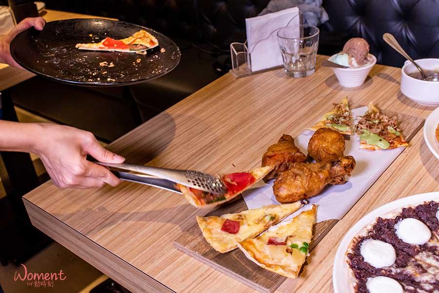 淡水輕軌美食-義米蘭-隨機上菜
