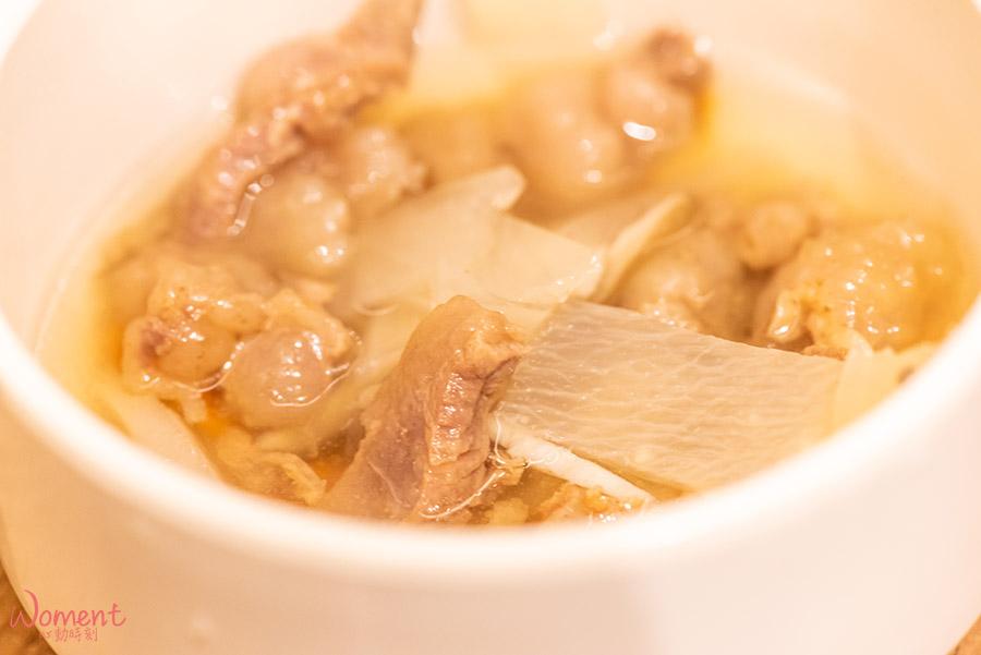 淡水輕軌美食-義米蘭-湯品