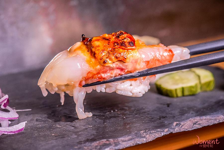 台北壽司老店【無菜單料理】3000元方案旬食美味,12道精緻料理融入當季食材的創意驚喜