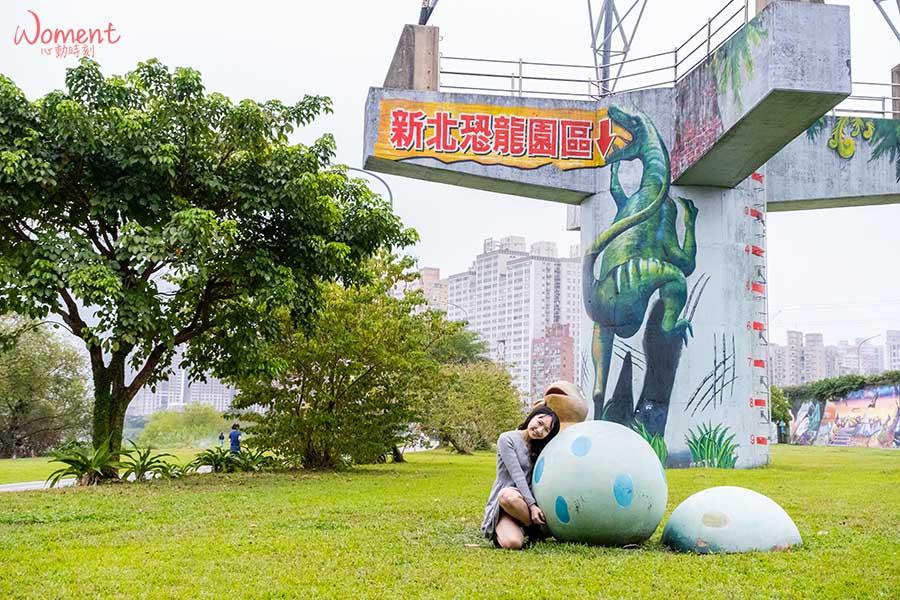 【環狀線景點】橋和站步行4分鐘「3D恐龍園區」,免費參觀現代版侏羅紀公園,親子旅遊景點
