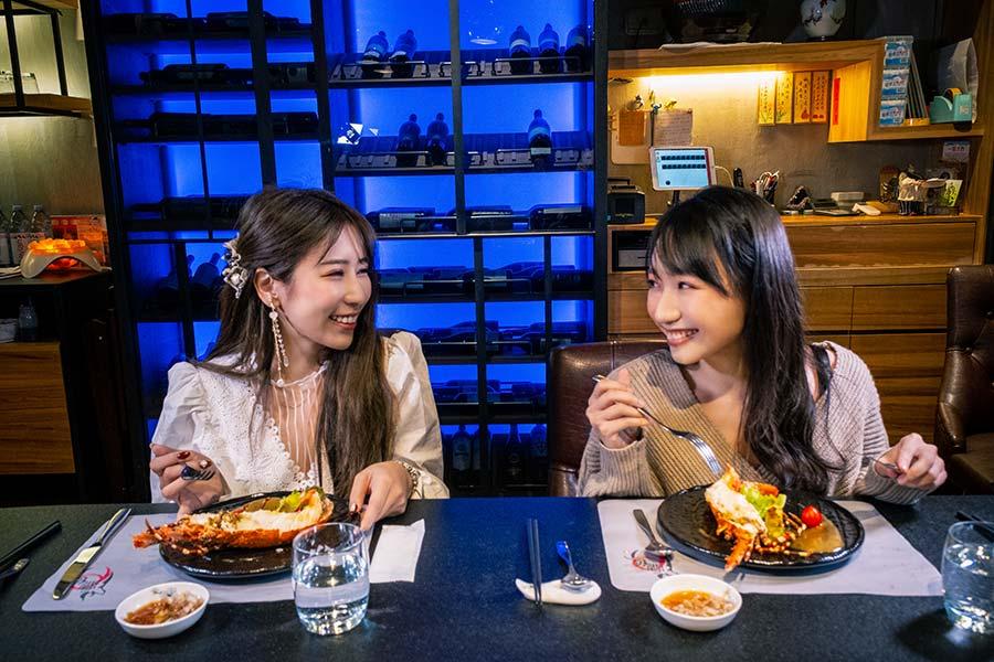 林口美食【鼎級Prime鐵板燒】無菜單創意料理,以頂級食材變化匠心獨運的佳餚,感受一場飽足身心靈的溫暖饗宴