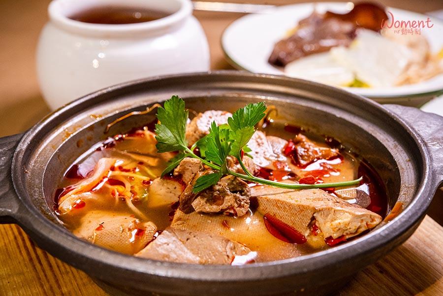 蔬食素食餐廳-吃到飽推薦果然匯 - 麻辣豆腐