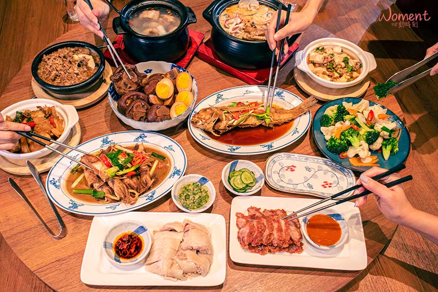 「真珠 台灣家味」單點桌菜料理