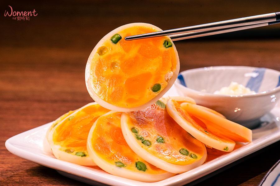 臺菜餐廳十大推薦 - 真珠 - 喜宴冷盤蛋黃中卷