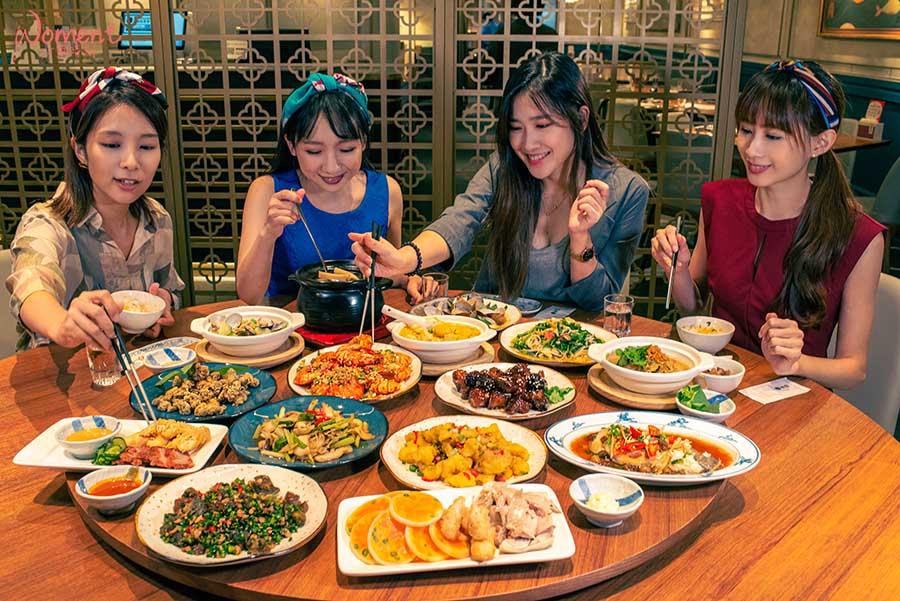 臺菜餐廳十大推薦 - 真珠 - 聚餐桌菜餐廳選擇