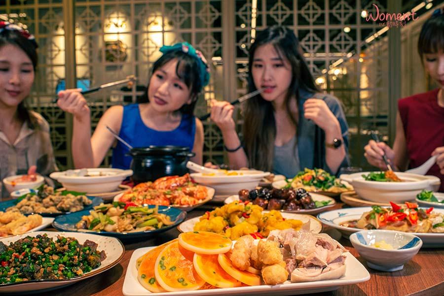 臺菜餐廳十大推薦 - 真珠 - 多人聚餐首選菜色