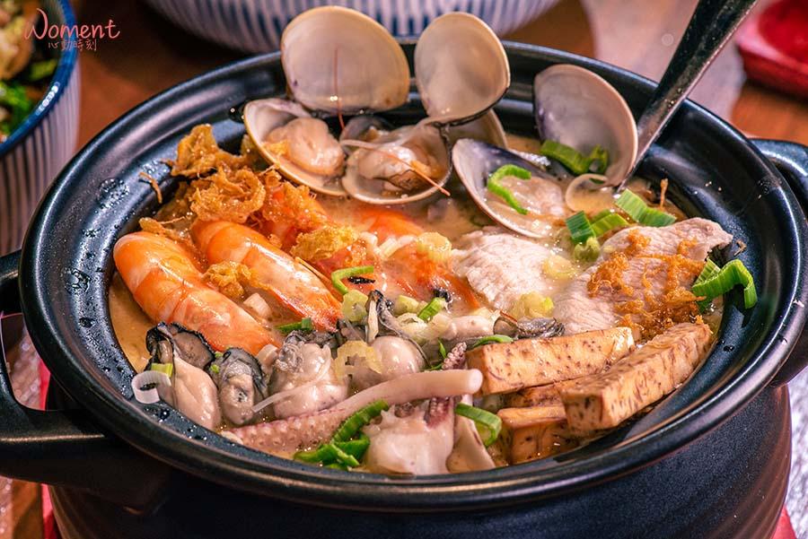 臺菜餐廳十大推薦 - 真珠 - 超值海鮮米粉