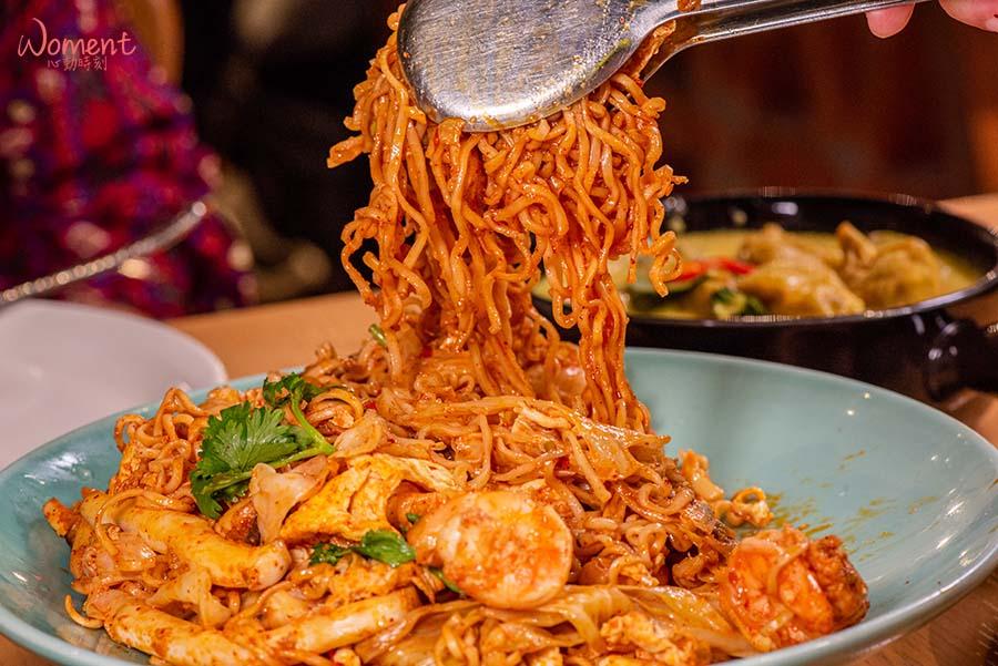 泰國菜推薦泰式餐廳-饗泰多-泰式炒麵,MAMA麵