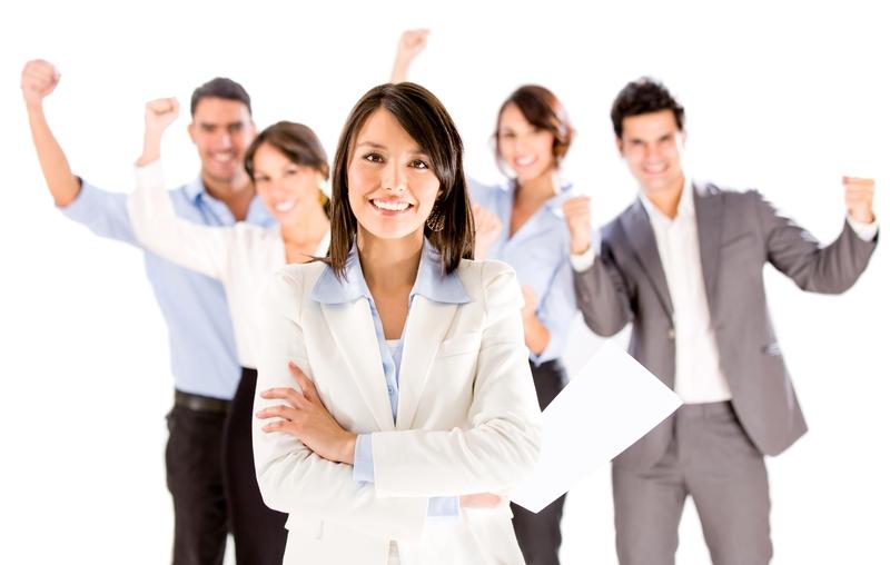 Women Business Leader
