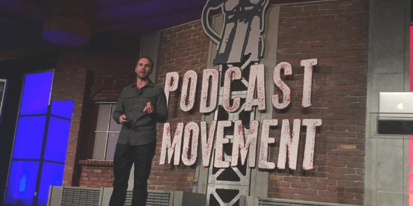 Podcasting conference
