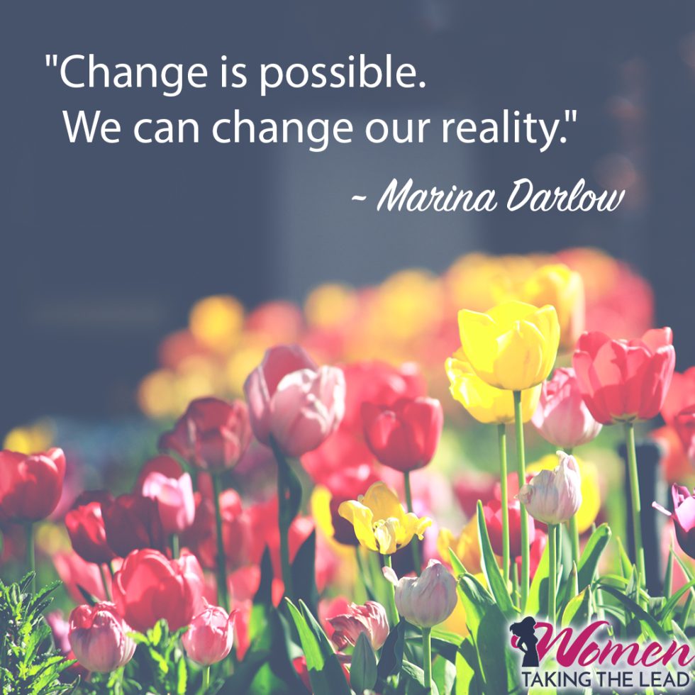 Change is possible.