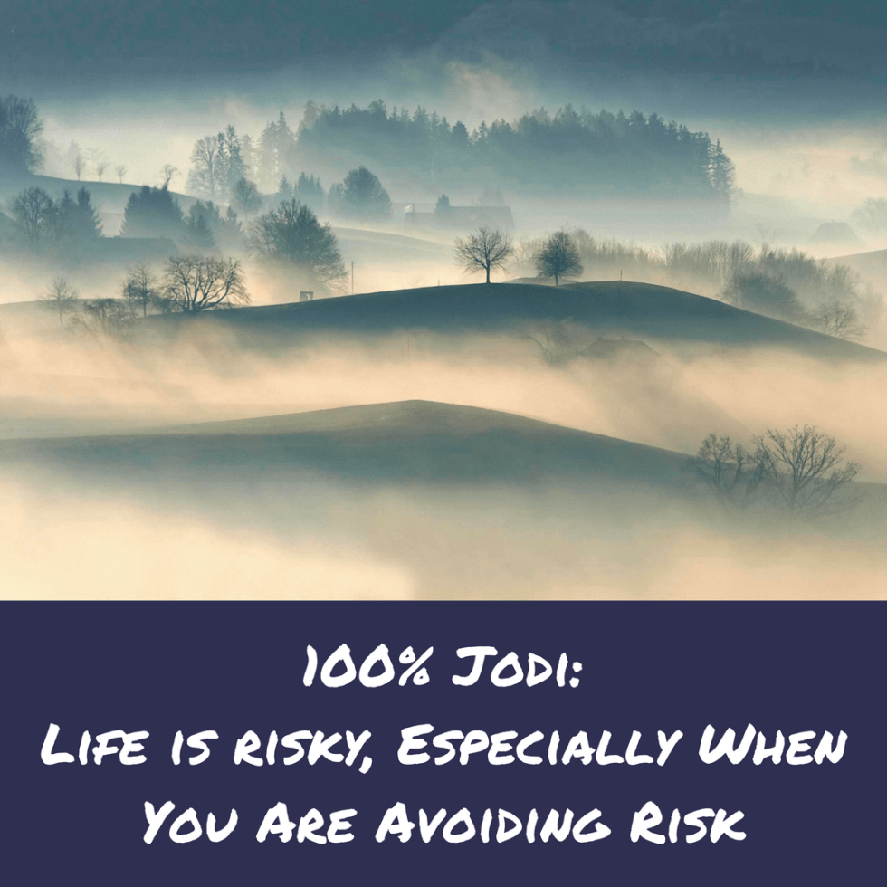Avoiding risk